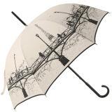 """Maniglia lunga dell'amo dell'ombrello del Pagoda per la signora 24 """""""