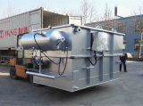 산업 폐기물 물 처리를 위한 900m3/Day에 의하여 녹는 공기 부상능력 기계