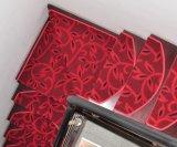Tapetes mágicos da escada da curvatura da fita