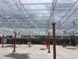 Estructura de acero fácil Warehouse668 del bajo costo del transporte