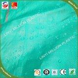 A impermeabilização de lona de PE, cobrindo Poli de lona plástica Tarp, Anti-Lona de protecção UV