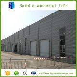 Disposizione prefabbricata del gruppo di lavoro di montaggio della costruzione della struttura del blocco per grafici d'acciaio