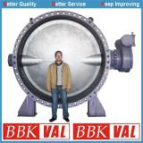 BS5155 S13 두 배 Falnge 나비 벨브