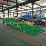 China-Lieferanten-bewegliche hydraulische Lager-Behälter-Verladedock-Rampe für Verkauf