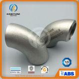 Ss Cotovelo Lr Wp304/30490D L Conexão do Tubo com marcação (KT0067)