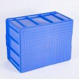 HDPE standard del contenitore del contenitore della casella di memoria di Plasitc no. 9 accatastabile