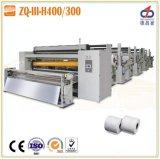 Coste Zq-III-H300/400 de la máquina de papel de tejido