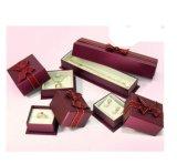 De Doos van de Ring van het Karton van de Gift van het Huwelijk van de luxe
