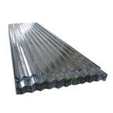 I materiali di tetto hanno ondulato la lamiera di acciaio/strato d'acciaio galvanizzato del tetto/hanno ondulato lo strato