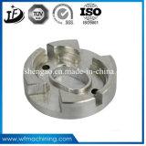 SGS Verklaarde Draaibank CNC die van het Metaal van de Legering van het Staal van het Aluminium Delen machinaal bewerken