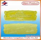 金張りの熱い販売のカスタム金属は製造者を分類する