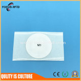 NFC 시스템을%s 30mm 직경 MIFARE 고전적인 1K RFID 스티커