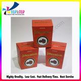 Картонная коробка и втулка высокого качества напечатанные таможней складные