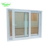 다중 Funtion 이중 유리를 끼우는 백색 프레임 PVC Windows