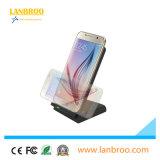 Ultradünne intelligente Telefonqi-dünne drahtlose Standardaufladeeinheits-heißer Verkauf