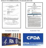 최고 판매 808nm 다이오드 Razorlase 머리 제거 기계 승인되는 세륨 FDA