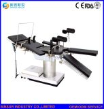 China Cost Radiolucent hospital Medical equipment Electric operating Room Table