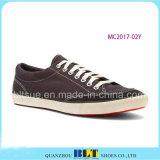 Zapatos de lona de los hombres para la venta al por mayor