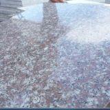 Granito rosa polido / Flamado (G687) para azulejos / lajes / placa de flor de pêssego / guarida de janela / cozinha