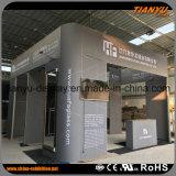 Beweglicher Aluminiumstandardausstellung-Stand mit Tür-System