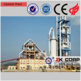 고용량 소형 시멘트 가는 선반 플랜트