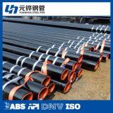 Tubo de acero inconsútil 194*23 para el transporte del agua