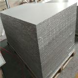Paneles del techo de aluminio con estructura alveolar