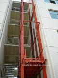 La capacité de charge lourde cargaison plate-forme de levage vertical