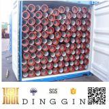 ISO 2531 de Kneedbare Pijp van het Ijzer K9 voor Watervoorziening