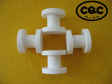 Occhiello di ceramica della tessile dell'alta allumina industriale di durezza 99%