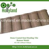 Mattonelle di tetto rivestite di pietra (mattonelle romane)