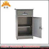 ISO/Ce em aço inoxidável qualificada pequeno gabinete de leito hospitalar Jas-UM109