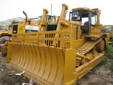 Used Cat D7h Caterpillar Crawler Bulldozer for Dirty
