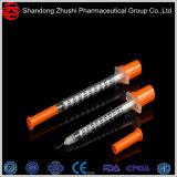 De beschikbare Oranje Spuit van de Insuline van GLB met Naald