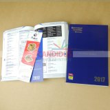 Softcover amarillo LIBRO LIBRO de la página de impresión de libros de directorio