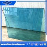 Großhandels-PVB Sgp 10.38mm blaues lamelliertes Glas mit En/SGCC/as Bescheinigung