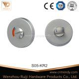 Оборудование двери, ручка Thumbturn для ручки двери на розетке (ZR09-KR2)