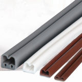 La gomma autoadesiva di EPDM/Silicone/PVC applic guarnizione di tenutaare a per lo scivolamento, portello di obbligazione