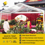 Прозрачный шатер с ясной крышей PVC для сбывания (hy039g)