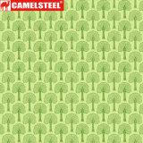 Camelsteel materiales de revestimiento de pared en la Flora Imprimir