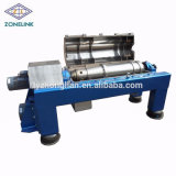 Lw400*1800nのパーム油のための自動水平の螺線形の排出のデカンターの遠心分離機