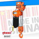 Electric Trolley Optional를 가진 7.5 톤 Single 또는 Dual Speed Electric Chain Hoist