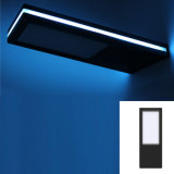 A luz de LED do sensor de lâmpada de parede Solar Piscina
