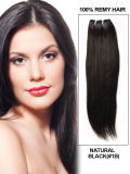 厚い100%! 大きく標準的な工場卸売のバージンのまっすぐなインドの毛
