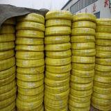 Boyau en caoutchouc résistant d'alcali acide pour l'aspiration d'acide et d'alcali