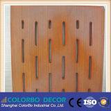 Низкочастотно поглотите деревянную Grooved звукоизоляционную плиту