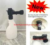 Pulverizador novo da extremidade da mangueira do preto do projeto Fmop005
