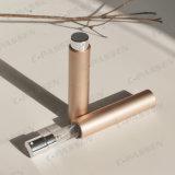 Nuevos de aluminio redondos Tuercen-para arriba la botella del atomizador del perfume (PPC-AT-1716)