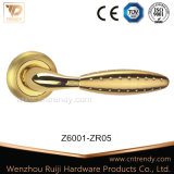 Einfacher konzipierter Zink Zamak Hebel-Verschluss-Möbel-Tür-Griff (Z6003-ZR05)