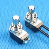 Interruptores de botón pulsador resistente al agua y Anti-Vandal